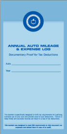 Mileage Log Book